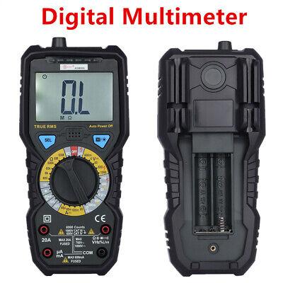Adm08a Multimeter Digital Lcd Voltmeter Ammeter Ohmmeter Volt Ac Dc Tester Meter