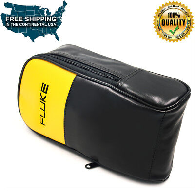 Fluke C25 Large Soft Carrying Case For 15bf17bf18b115116117 Us Shipping