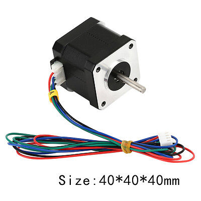 Us Nema 17 Stepper Motor Bipolar 84oz.in59ncm Cnc3d Printer Reprap Robot Oy