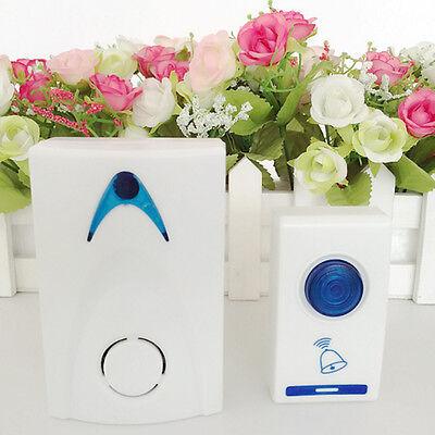 32 Tune Songs UK Wireless Chime Smart Door Bell Doorbell /& Remote control