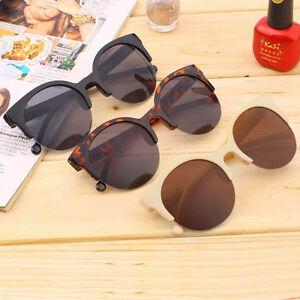 NEW-Retro-Lens-Vintage-Men-Women-Round-Frame-Sunglasses-Glasses-Eyewear-YB