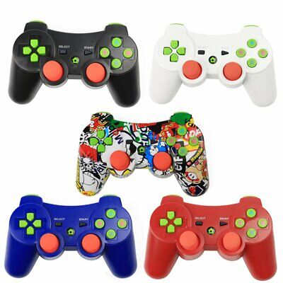 Curved Wireless Game Controller Remote Control Joystick For Ps3 XX Wireless Remote Controller