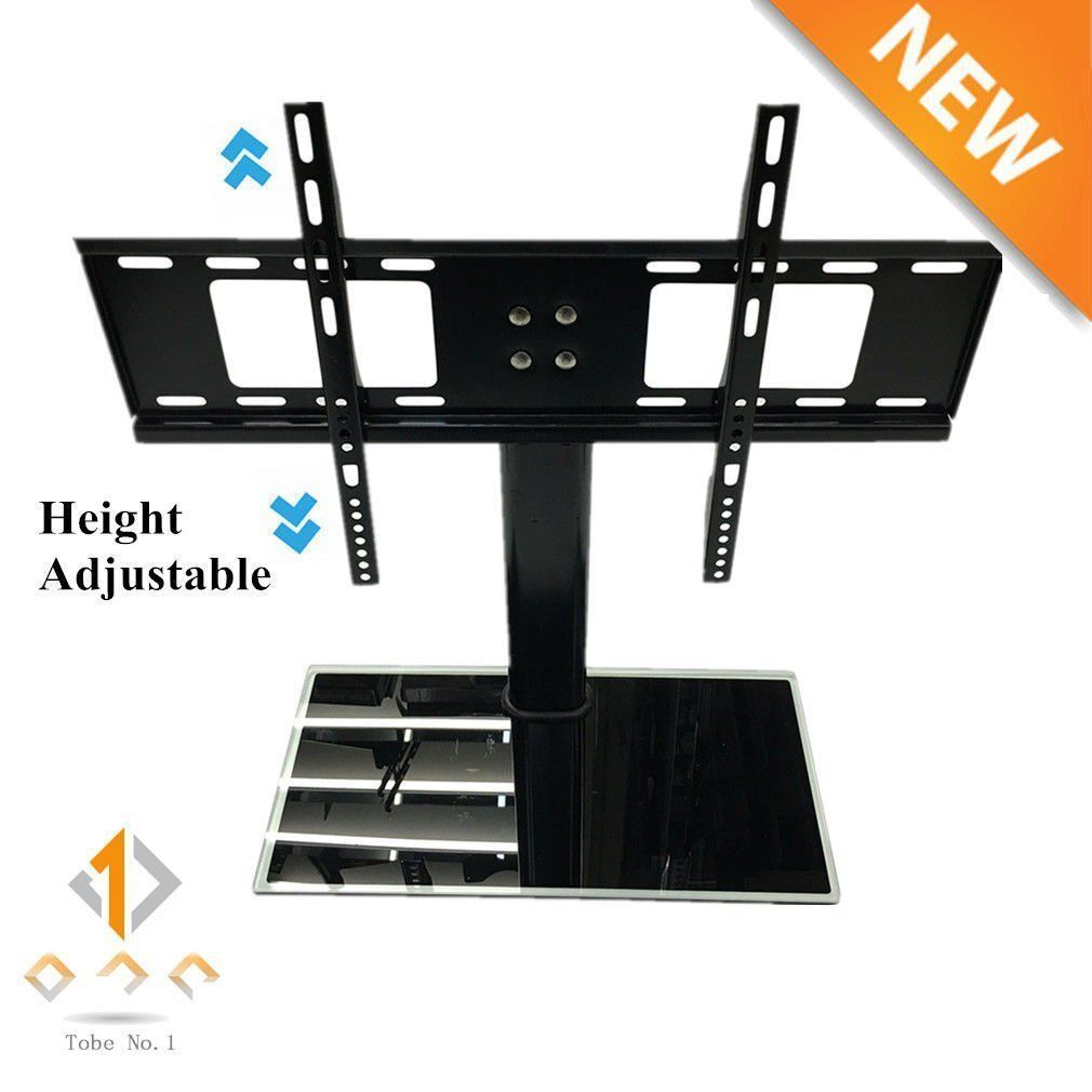 "NEW 37""-55"" Universal TV Stand Base LCD/LED/Plasma TVs Table"