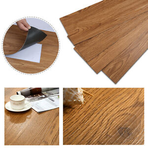 36px PVC Planken Platten Vinyl Laminat Dielen Vinylboden Bodenbelag Holz Optik