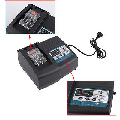 (Qty 1) For Makita DC18RC 18V Volt Lithium-Ion Rapid cordless Battery Charger VP