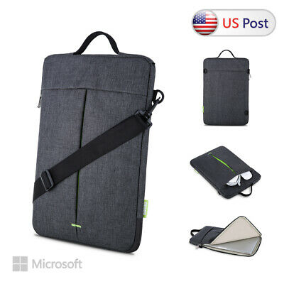 "Laptop Case Shoulder Bag Cover For 14 13.5 12.3"" Microsoft Surface Pro 6 Book 2"