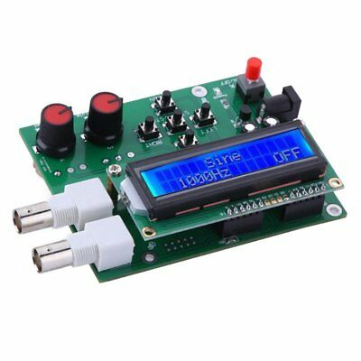 1hz-65534hz Dc 7v-9v Lcd Display Dds Function Signal Generator Module Gy