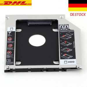 2nd 9.5mm SATA HDD SSD Hard Drive Caddy Bay for MacBook Pro 13