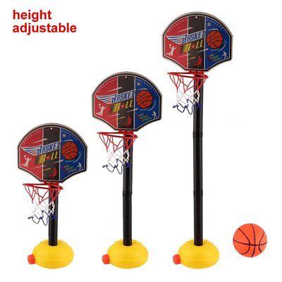 Children Basketball Stand Set Ball Toy Balls Game Mini Basketball Basket Hoop ND](Cheap Basketball Hoop)