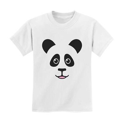 Panda Bear Face - Best Gift for Panda Lovers Cute Kids T-Shirt Animal