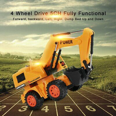 Details about  /NEW 2.4G REMOTE CONTROL CAR ALLOY 4 CHANNEL 2 WHEEL OFF ROAD VEHICLE RECHARGEAB
