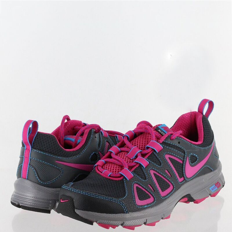 9b910a93394 NIKE AIR ALVORD 10 Trail Women s Size 6.5 Gray Athletic Running Shoes  512038-005 ...