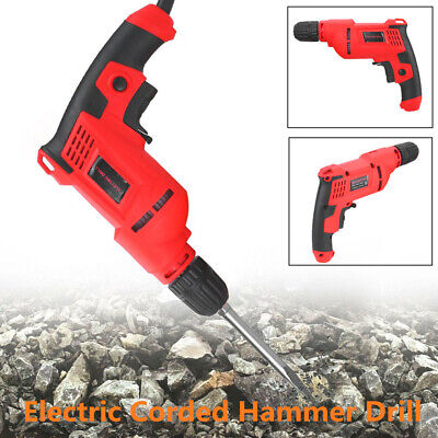 12 Sds Electric Rotary Drill Corded Drill Home Use Mini Wy