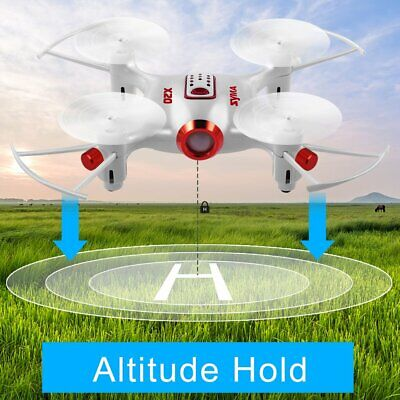 SYMA X20-S RC Drone Quadcopter RTF 2.4GHz 4CH 6-axis Gyro 3D Flip Gravity Sensor