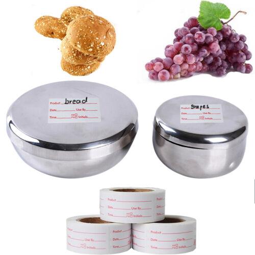 stainless steel food cosmetic sample art craft