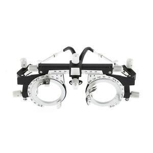 Universal Optische Messbrille Rahmen Augenoptiker Brillen Optometrie CY
