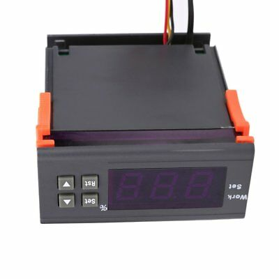 12v24v110v220v Digital Air Humidity Control Controller Wh8040 Range 199us