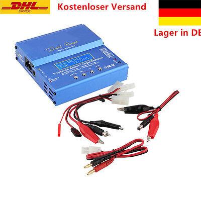 iMAX B6 AC 3S RC Lipo/NiMH Akku Batterie Digitale Balance Charger Ladegerät DE