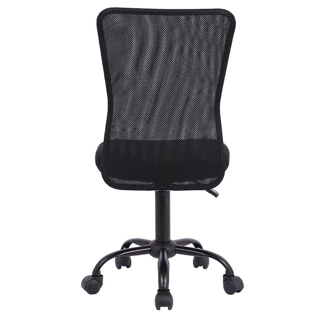 Set Of 4 Mid-Back Mesh Office Chair Computer Task Swivel Seat Ergonomic Chair Business & Industrial