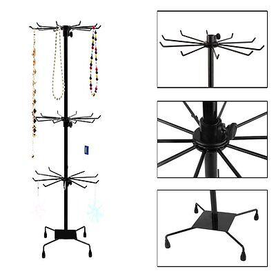Schmuck-Ständer Ketten-Ständer Halter Hals-Kette Armband Display Aufbewahrung G#