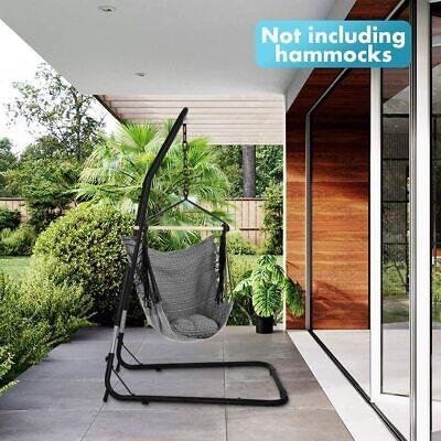 BMS for Hanging Hammock Air Porch Swing Chair Indoor Outdoor Solid Steel Hammocks