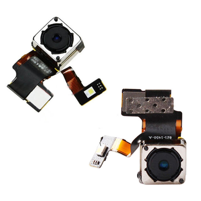 Back Camera Rear Camera Module Replacement With Flash for Apple iPhone 5 5G SV