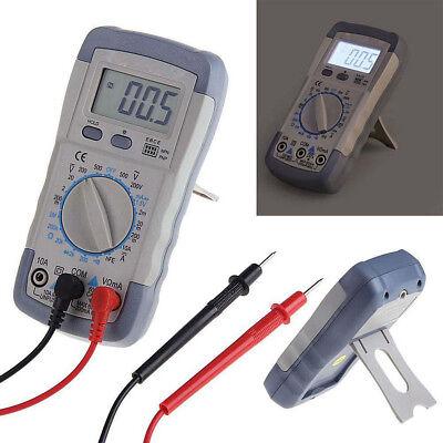 1pc New A830l Lcd Digital Multimeter Dc Ac Voltage Diode Freguency Multitester
