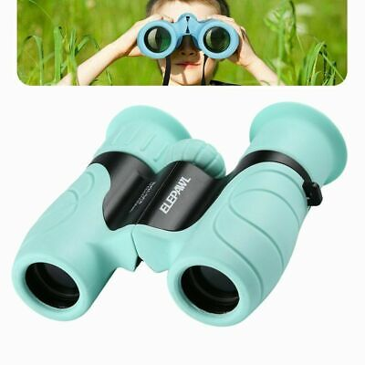 Compact Kids Binoculars Toy for Boys Girls with High-Resolution Real Optics