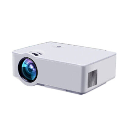 Home Multimedia Cinema LED HD Projector LCD Technology Support AV VGA USB