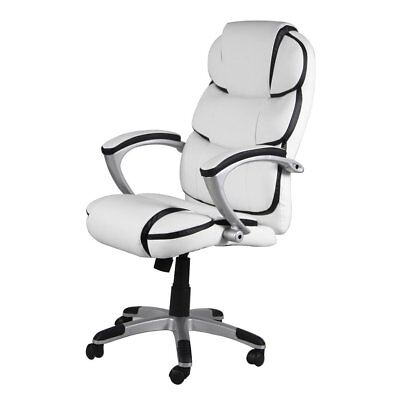 2018 Best Ergonomic Pu Leather High Back Executive Computer Desk Office Chair