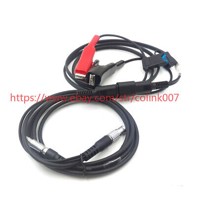 A00400a00630 Y-type Power Cable For Hpb Radio To Topcon Gps Pacific Crest Pdl