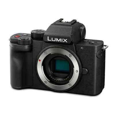 (Open Box) Panasonic LUMIX G100 20.3MP Mirrorless Camera - Body Only + Tripod