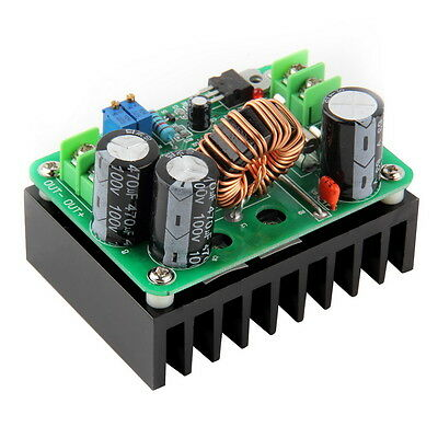 Dc-dc 600w 10-60v To 12-80v Boost Converter Step-up Module Car Power Supply Se