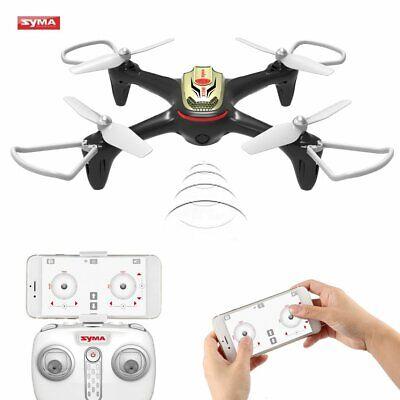 X15W RC Quadcopter Drone Wifi FPV 0.3 MP HD Camera 4CH 2.4GHz G-sensor US Line of descent