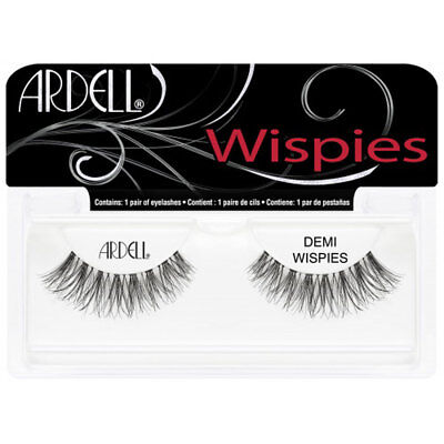 (Ardell Fashion Lashes Demi Wispies Eyelash Black 1 Pair)