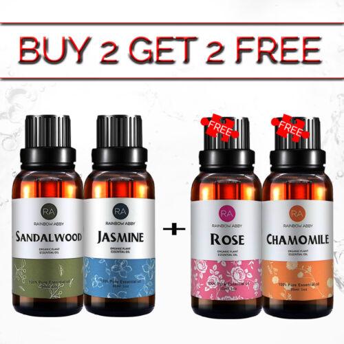 RA Aromatherapy Essential Oils 100% Natural Pure Essential O