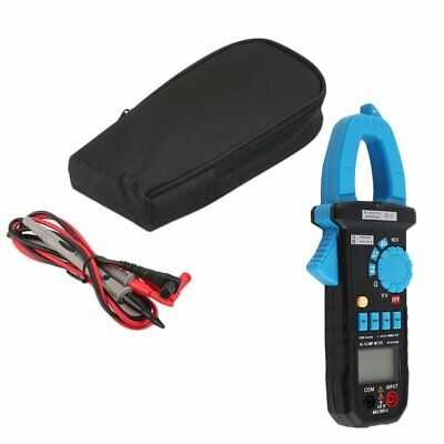 Digital Clamp Meter Acdc Current Voltage Multimeter Temp Volt Amp Tester To