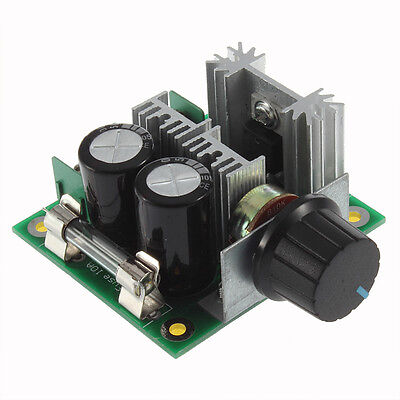 New 12V-40V 10A 13khz Pulse Width Modulation PWM DC Motor Speed Control Switch P