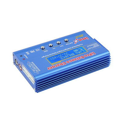 iMAX B6 Lipo NiMh Li-ion Ni-Cd RC Battery Balance Digital Charger Discharger DE