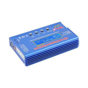 iMAX B6 Lipo NiMh Li-ion Ni-Cd RC Battery Balance Digital Charger Discharger DE