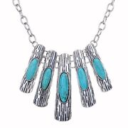 Turquoise Necklace Free Shipping