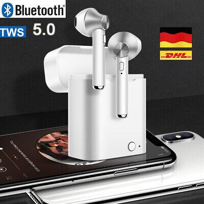 Im Ohr Kopfhörer Bluetooth 5.0 Kabellos Stereo Sport Headset Für HUAWEI Samsung Bluetooth