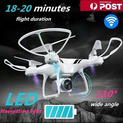 Quadcopter Drones Remote drone with remote control FPV HD adjustable camera ME