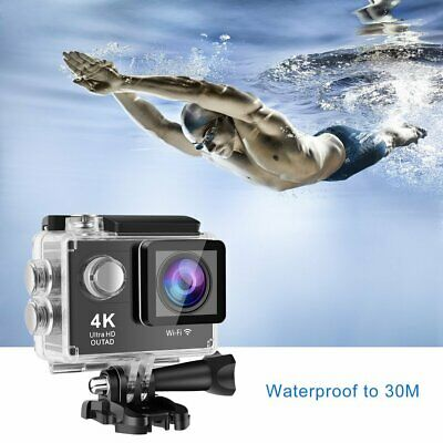 OUTAD 4K Ultra HD Wifi Waterproof Action Camera 2
