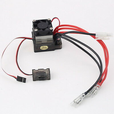 New 320A 7.2V-16V Brushed ESC Speed Controller for RC Car Truck Boat EW