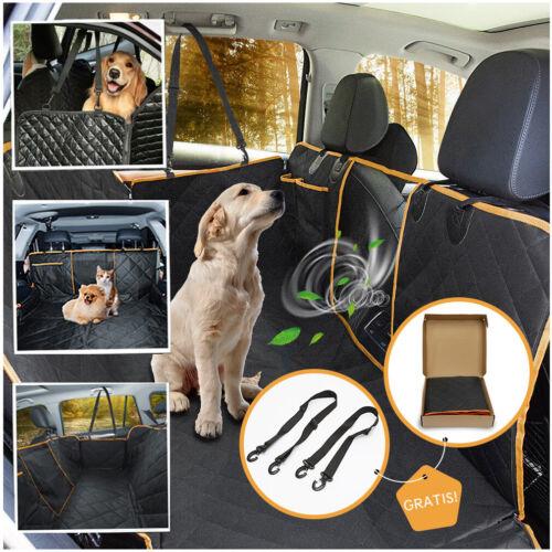 Auto Hundedecke Schutzdecke Hund Autoschondecke Rückbank Kofferraum wasserdicht