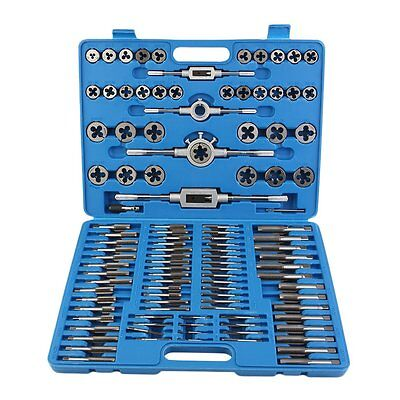 Gewindeschneider Satz 110-tg Gewinde Bohrer Gewindeschneidsatz Werkzeug Set#YA