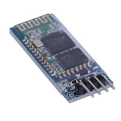 Arduino Hc-06 4 Pin Serial Wireless Bluetooth Rf Transceiver Module