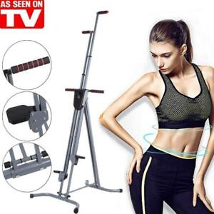 Vertical Climber Total Body Workout Cardio Exercise Machine Fitness Training Gym - BRAND NEW - FREE SHIPPING