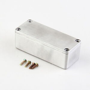 New Aluminum Stomp Box Effects Pedal Enclosure FOR Guitar Hotsell MG
